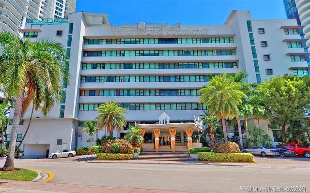 6345 Collins Ave #832, Miami Beach, FL 33141 (MLS #A10993409) :: Green Realty Properties