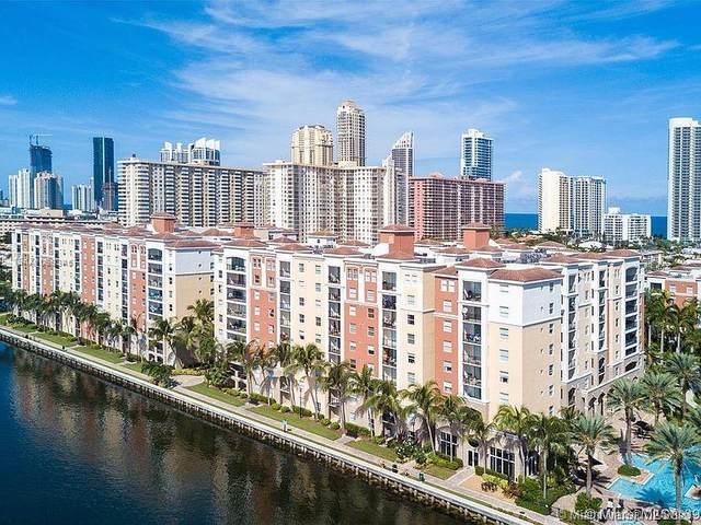 17150 N Bay Rd #2411, Sunny Isles Beach, FL 33160 (MLS #A10993457) :: Douglas Elliman