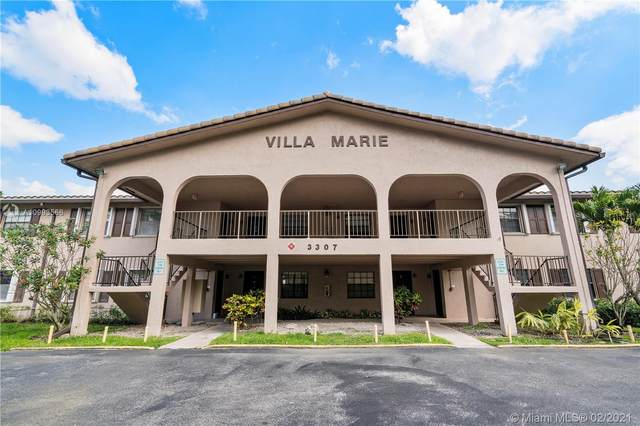 3307 NW 108th Dr #4, Coral Springs, FL 33065 (MLS #A10993566) :: Green Realty Properties