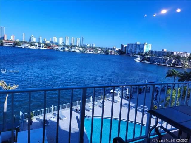 16558 NE 26th Ave 5C, North Miami Beach, FL 33160 (MLS #A10993569) :: Green Realty Properties