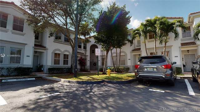 4294 SW 157th Ave #128, Miramar, FL 33027 (MLS #A10993572) :: Green Realty Properties
