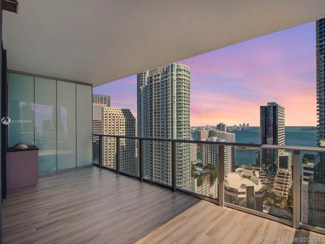 1010 Brickell Ave #2805, Miami, FL 33131 (MLS #A10993664) :: Podium Realty Group Inc