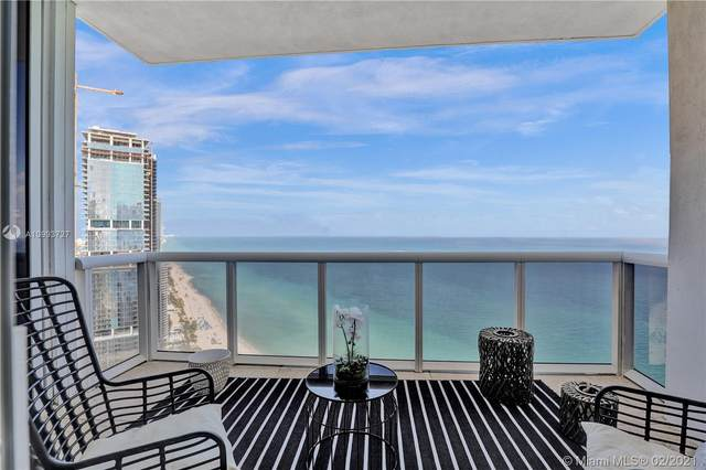 18201 Collins Ave #5008, Sunny Isles Beach, FL 33160 (MLS #A10993727) :: Jo-Ann Forster Team
