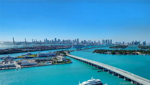 400 Alton Rd #2901, Miami Beach, FL 33139 (MLS #A10993814) :: Podium Realty Group Inc