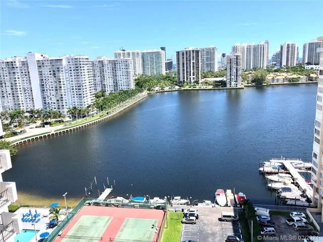 2750 NE 183rd St #1902, Aventura, FL 33160 (MLS #A10993907) :: Green Realty Properties