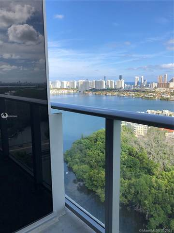 16385 Biscayne Blvd #2919, Aventura, FL 33160 (MLS #A10993940) :: The Riley Smith Group