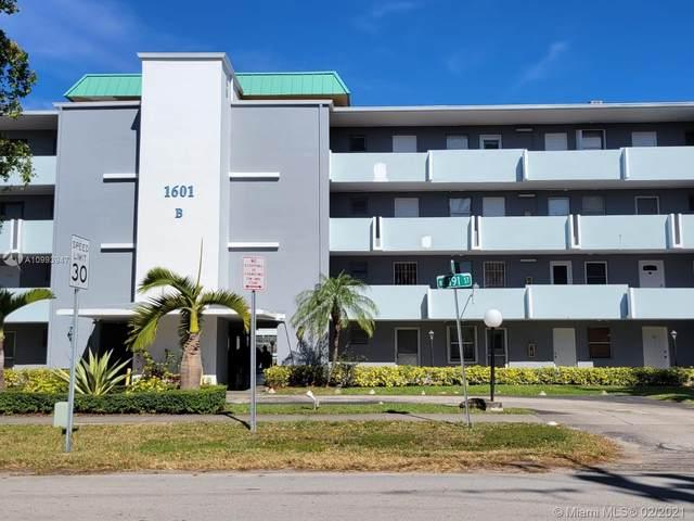 1601 NE 191st St B106, Miami, FL 33179 (MLS #A10993947) :: The Teri Arbogast Team at Keller Williams Partners SW