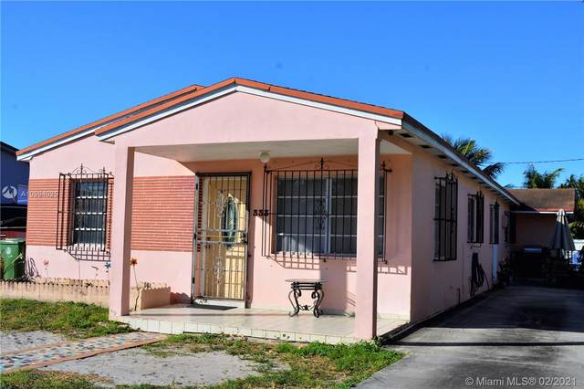 333 E 18th St, Hialeah, FL 33010 (MLS #A10994025) :: The Teri Arbogast Team at Keller Williams Partners SW
