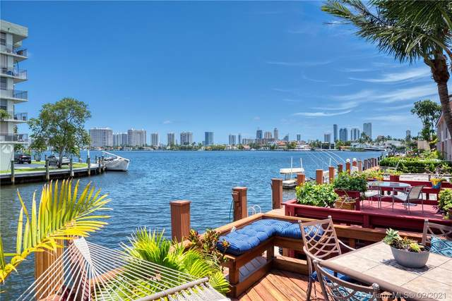 2689 NE 165th  St #56, North Miami Beach, FL 33160 (MLS #A10994047) :: The Rose Harris Group