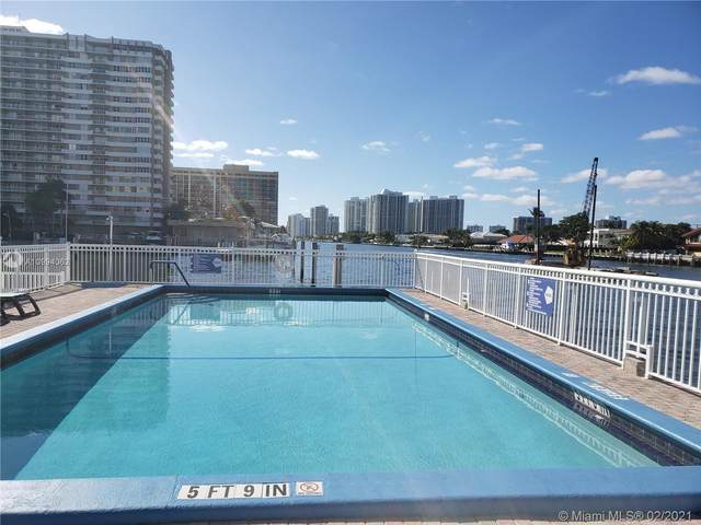 1913 S Ocean Dr #322, Hallandale Beach, FL 33009 (MLS #A10994062) :: Green Realty Properties
