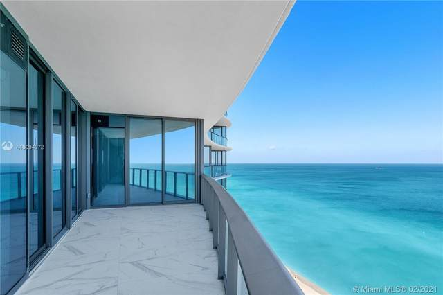 15701 Collins Ave #1704, Sunny Isles Beach, FL 33160 (MLS #A10994072) :: Prestige Realty Group