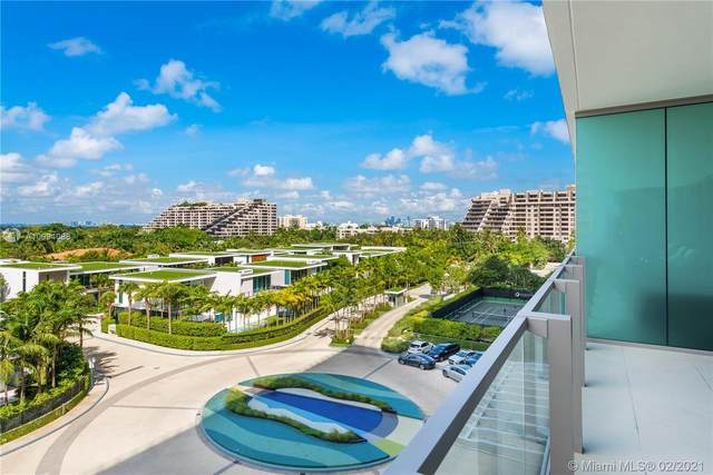 360 Ocean Dr 603S, Key Biscayne, FL 33149 (MLS #A10994088) :: Search Broward Real Estate Team
