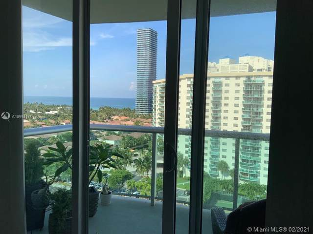 19380 Collins Ave #1408, Sunny Isles Beach, FL 33160 (MLS #A10994174) :: KBiscayne Realty