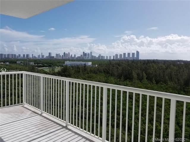 14951 Royal Oaks Ln #1208, North Miami, FL 33181 (MLS #A10994274) :: The Riley Smith Group