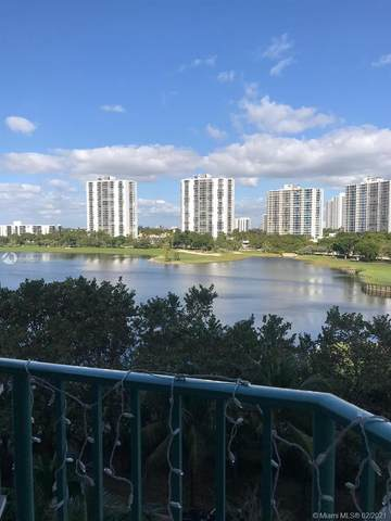 20000 E Country Club Dr #612, Aventura, FL 33180 (MLS #A10994297) :: Search Broward Real Estate Team