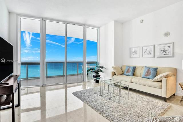 15901 Collins Ave #1203, Sunny Isles Beach, FL 33160 (MLS #A10994350) :: Search Broward Real Estate Team