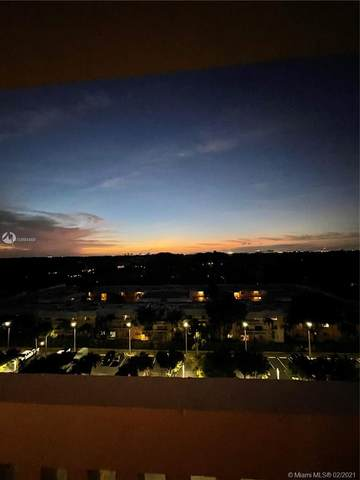 90 Edgewater Dr #1009, Coral Gables, FL 33133 (MLS #A10994469) :: Re/Max PowerPro Realty