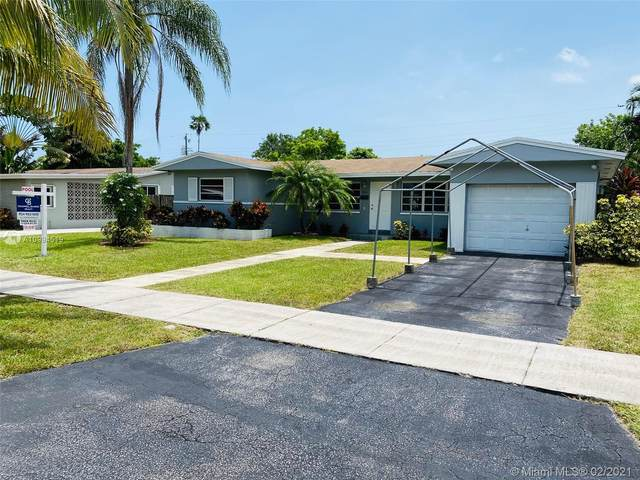 3916 Cleveland St, Hollywood, FL 33021 (MLS #A10994519) :: The Riley Smith Group