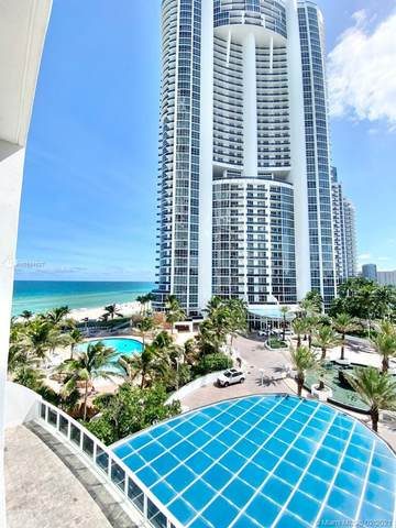 18201 Collins Ave #705, Sunny Isles Beach, FL 33160 (MLS #A10994527) :: Jo-Ann Forster Team