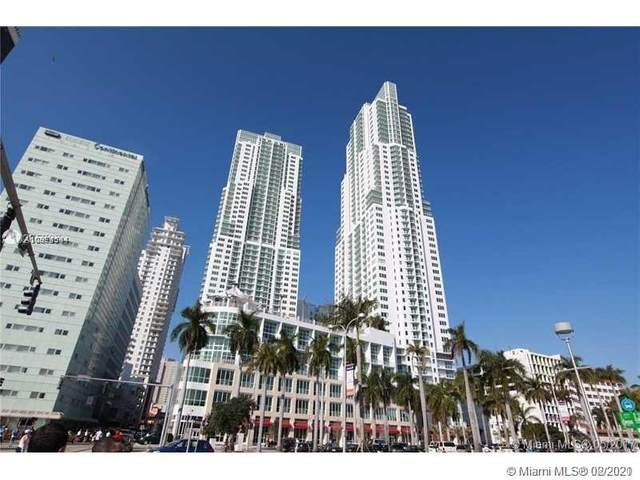 244 Biscayne Blvd #1805, Miami, FL 33132 (MLS #A10994544) :: Podium Realty Group Inc