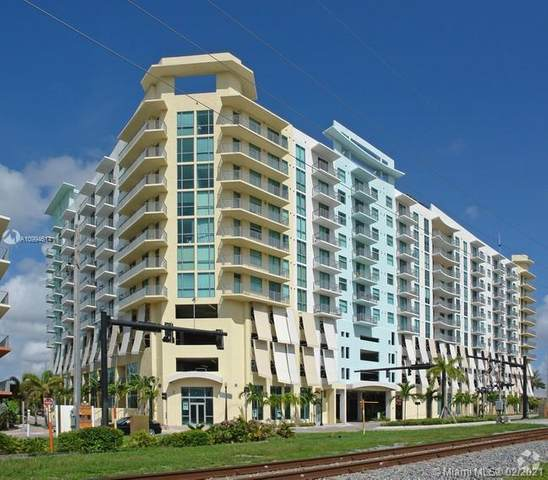 140 S Dixie Hwy #901, Hollywood, FL 33020 (MLS #A10994614) :: Podium Realty Group Inc