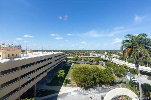 101 N Ocean Dr #725, Hollywood, FL  (MLS #A10994639) :: Prestige Realty Group