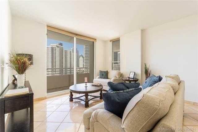 888 Brickell Key Dr #1202, Miami, FL 33131 (MLS #A10994650) :: Green Realty Properties