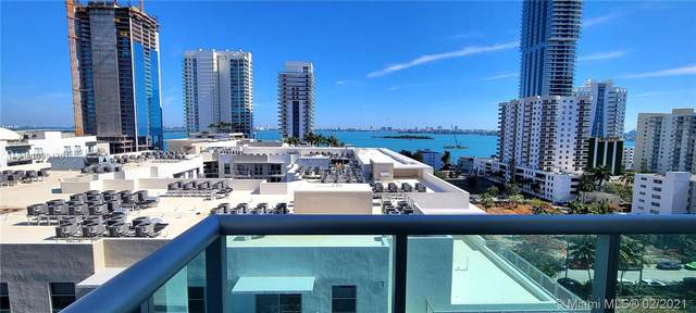 333 NE 24th St #1009, Miami, FL 33137 (MLS #A10994701) :: The Teri Arbogast Team at Keller Williams Partners SW