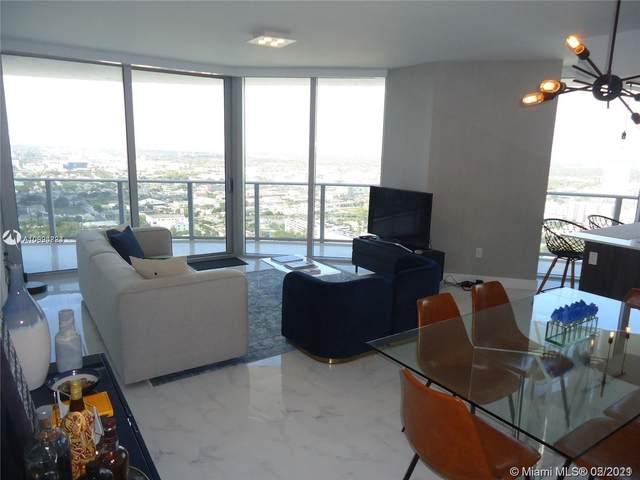 488 NE 18th St #4201, Miami, FL 33132 (MLS #A10994724) :: KBiscayne Realty