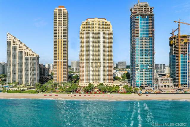 17875 Collins Ave #901, Sunny Isles Beach, FL 33160 (MLS #A10994737) :: The Riley Smith Group