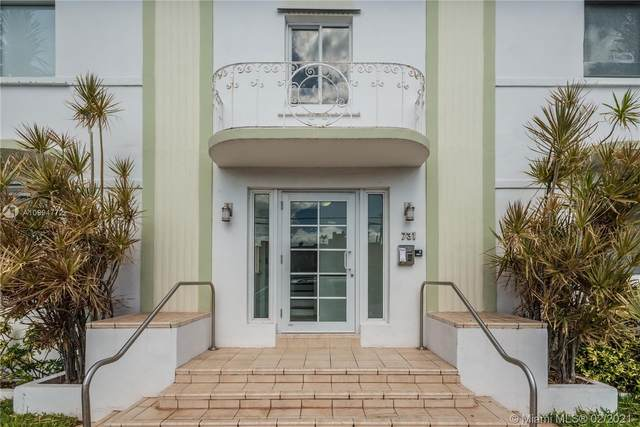731 6th St 104E, Miami Beach, FL 33139 (MLS #A10994772) :: The Riley Smith Group