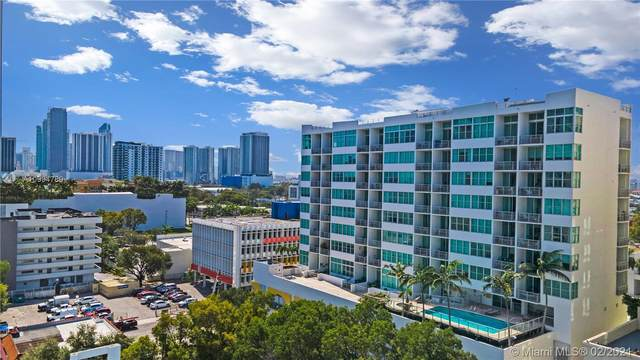 2200 NE 4th Ave #402, Miami, FL 33137 (MLS #A10994780) :: The Howland Group