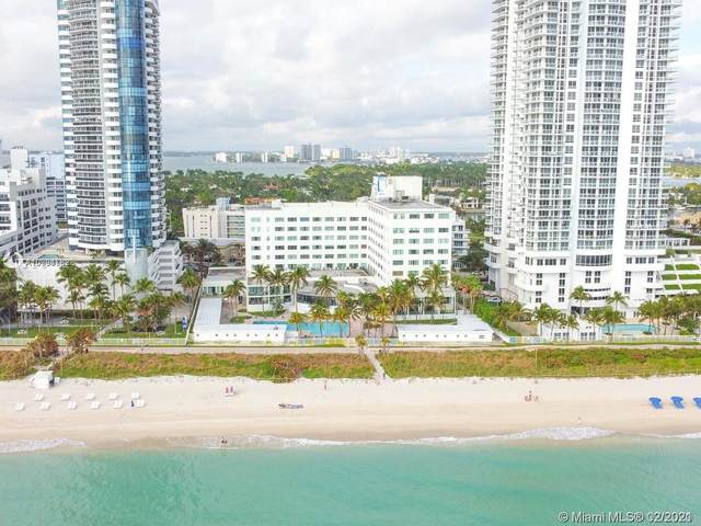 6345 Collins Ave #626, Miami Beach, FL 33141 (MLS #A10994782) :: Green Realty Properties