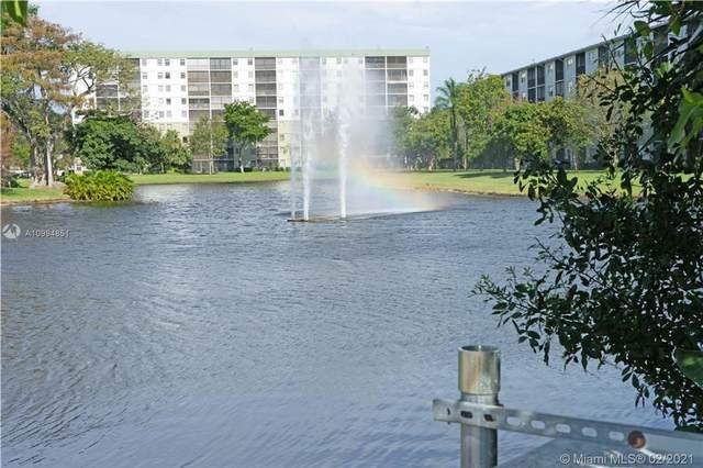 2202 S Cypress Bend Dr #507, Pompano Beach, FL 33069 (MLS #A10994851) :: Search Broward Real Estate Team