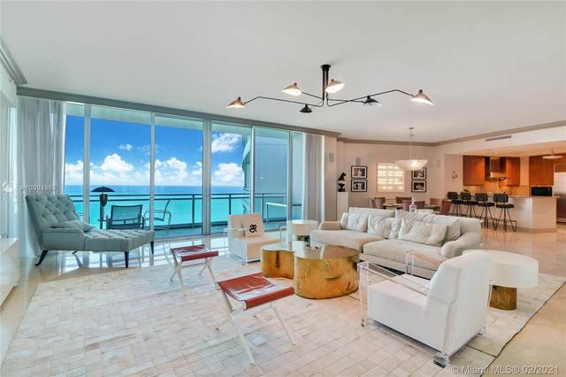 10295 Collins Ave #1804, Bal Harbour, FL 33154 (MLS #A10994868) :: Green Realty Properties
