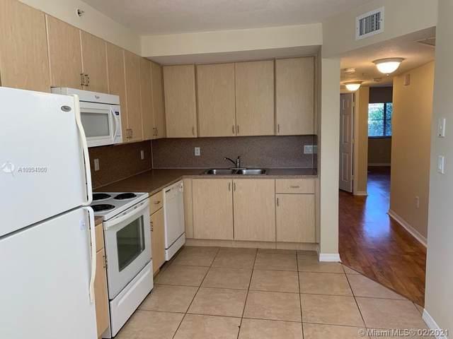 22731 SW 88th Pl #202, Cutler Bay, FL 33190 (MLS #A10994900) :: ONE | Sotheby's International Realty