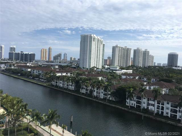 2950 NE 188th St #539, Aventura, FL 33180 (MLS #A10994932) :: Green Realty Properties