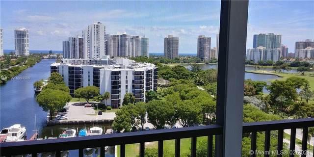 3375 N Country Club Dr #1104, Aventura, FL 33180 (MLS #A10994986) :: Green Realty Properties