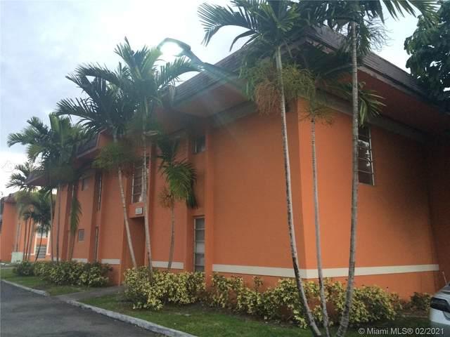 9483 SW 76th St N8, Miami, FL 33173 (MLS #A10995052) :: The Teri Arbogast Team at Keller Williams Partners SW