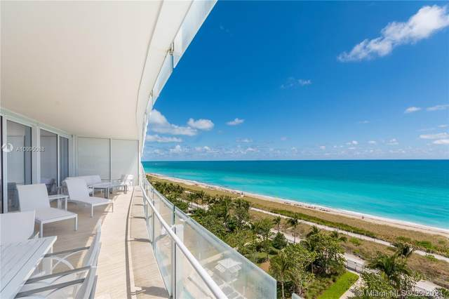 9001 Collins Ave S705, Surfside, FL 33154 (MLS #A10995088) :: Search Broward Real Estate Team