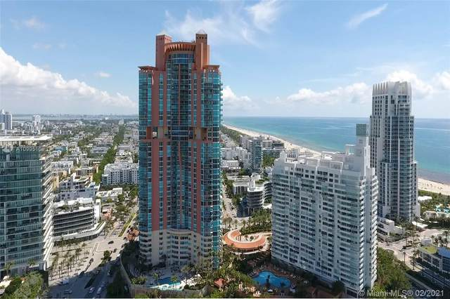 300 S Pointe Dr #2201, Miami Beach, FL 33139 (MLS #A10995106) :: Podium Realty Group Inc