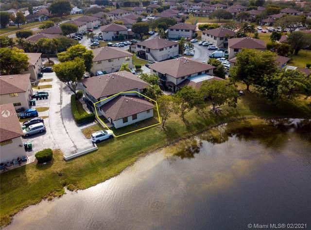 13949 SW 44th Lane Cir #541, Miami, FL 33175 (MLS #A10995147) :: Carole Smith Real Estate Team