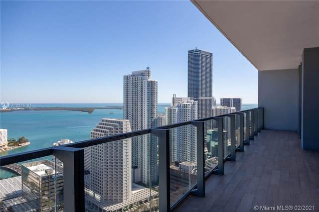 68 SE 6th St #3903, Miami, FL 33131 (MLS #A10995191) :: Castelli Real Estate Services