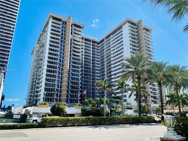 2030 S Ocean Dr #909, Hallandale Beach, FL 33009 (MLS #A10995224) :: Search Broward Real Estate Team