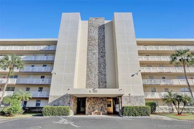 101 SE 3rd Ave #306, Dania Beach, FL 33004 (MLS #A10995268) :: Green Realty Properties