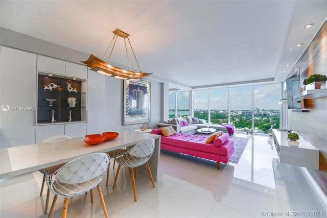 10275 Collins Ave #1127, Bal Harbour, FL 33154 (MLS #A10995297) :: Search Broward Real Estate Team