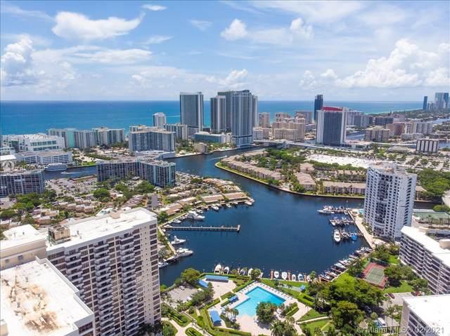 2500 SE Parkview Dr #2206, Hallandale Beach, FL 33009 (MLS #A10995320) :: Prestige Realty Group