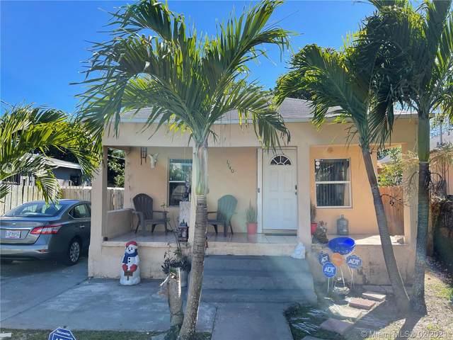 1740 NW 71st St, Miami, FL 33147 (MLS #A10995437) :: Prestige Realty Group
