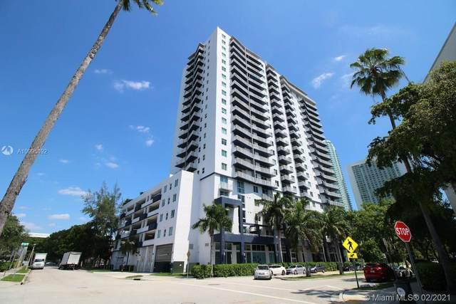 275 NE 18th St #306, Miami, FL 33132 (MLS #A10995492) :: The Teri Arbogast Team at Keller Williams Partners SW
