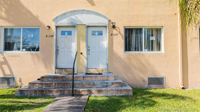 8310 NW 2nd Ave #8310, Miami, FL 33150 (MLS #A10995558) :: Search Broward Real Estate Team